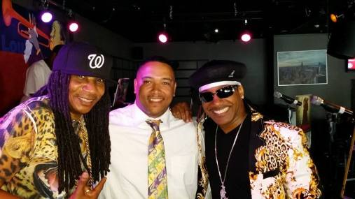 onyx with DJ KOOL and KANGOL kid