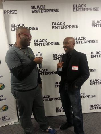 ERIC at Black Enterprises