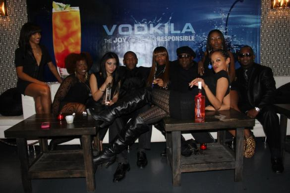 THE VODKILLA TEAM
