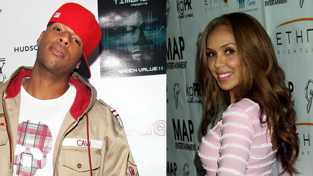 Rapper Earl Hayes & His Wife